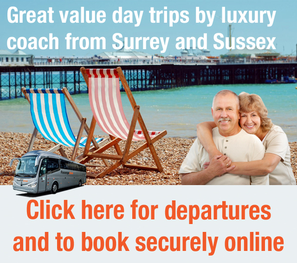 Home - Coach Hire in Surrey