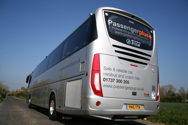 Corporate Hospitality Vehicles